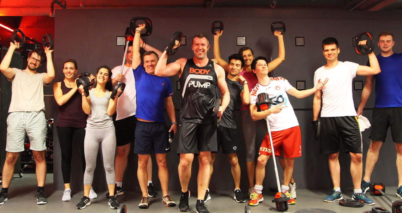 Les Mills Bodypump Instructor